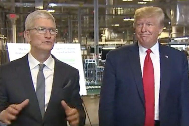 Finalement, pas de taxes Trump qui auraient fait grimper le prix de l'iPhone de 150 $ 🆕