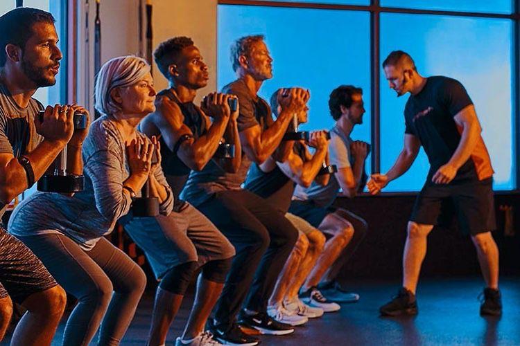 L'AppleWatch utilisée comme cardio dans les salles Orangetheory Fitness