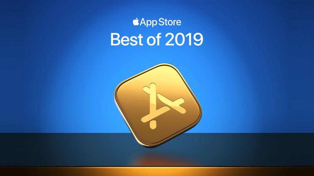 Apple célèbre les meilleurs apps et jeux de 2019
