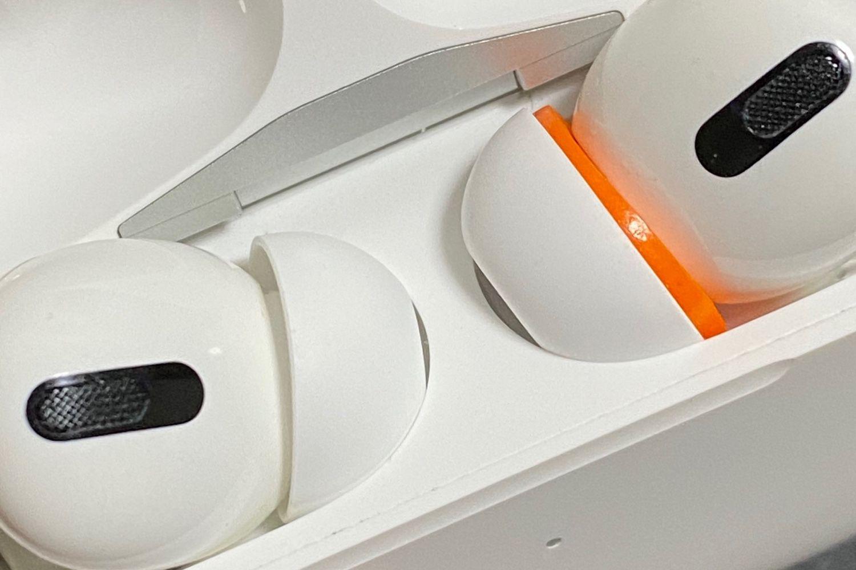 AirPods Pro : de la mousse à mémoire de forme pour renforcer la tenue et l'isolation sonore