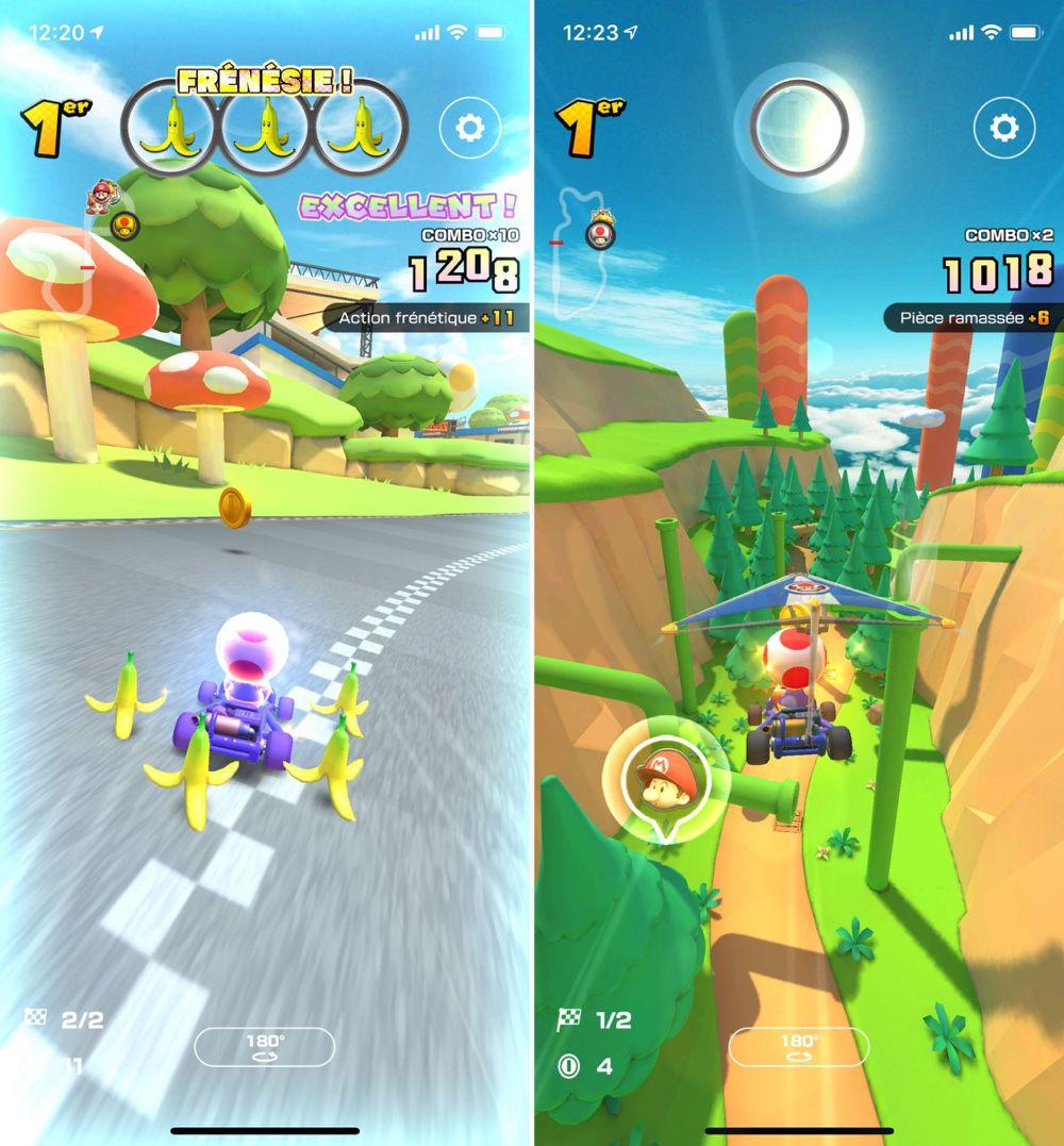 La beta du multijoueur est lancée — Mario Kart Tour