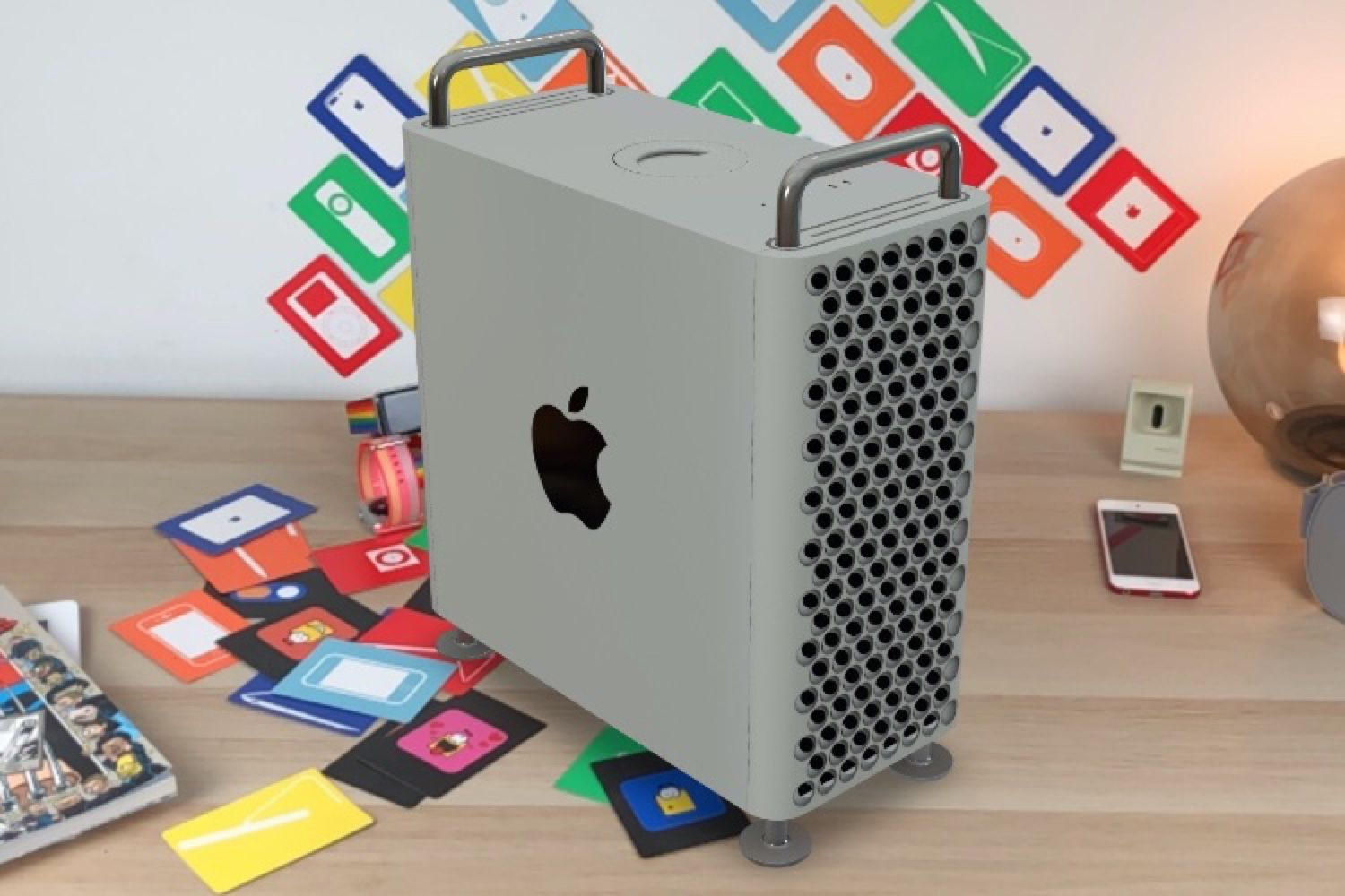 Apple lance les commandes du Mac Pro, à partir de 6 499 €