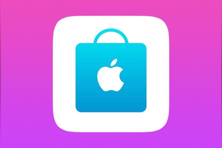 L'application AppleStore revoit son interface