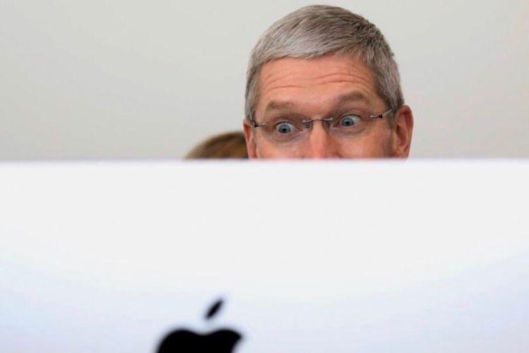 Quel est votre produit Apple de l'année?