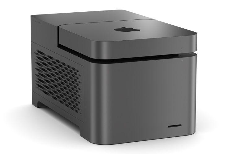 Kickstarter : l'Animaionic transforme le Mac mini en un petit Mac Pro