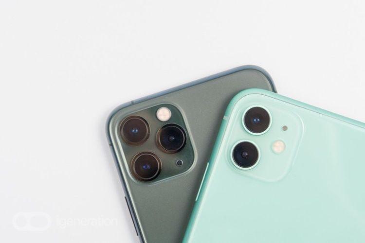 La puce U1 est bien à l'origine du bug de localisation intempestive des iPhone 11