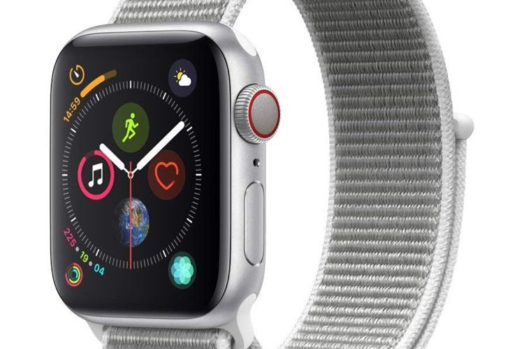Promo : des Apple Watch S4 GPS + Cellular à 379 €