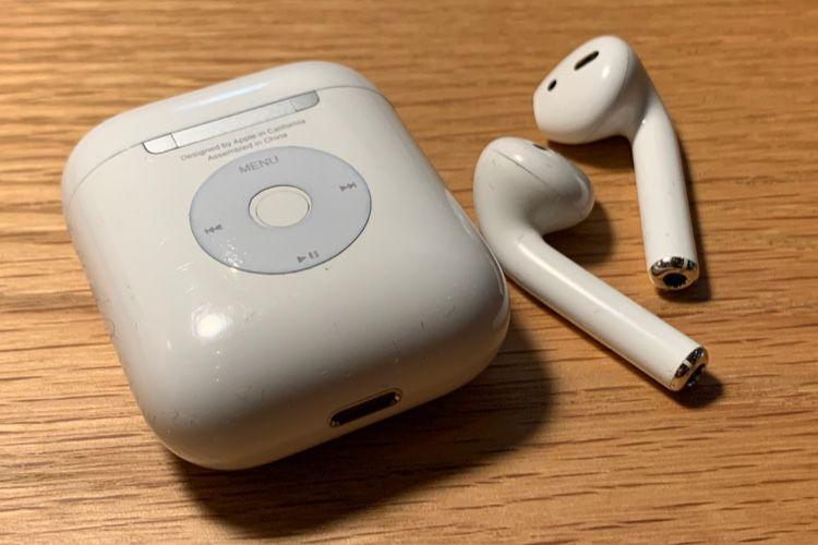 AirPods et AppleWatch, les nouveaux iPod d'Apple