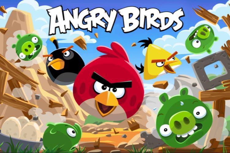 Angry Birds fête son dixième anniversaire 🎂
