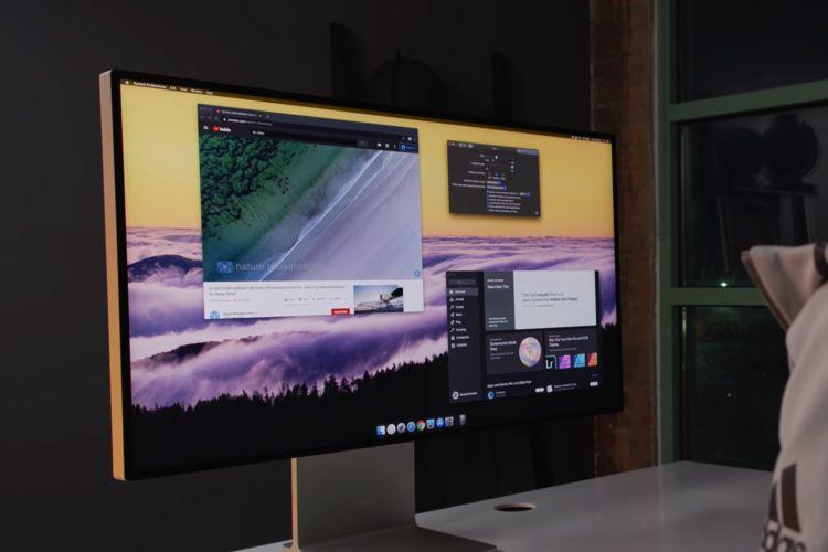 Le Pro Display XDR utilisable sur Windows via Boot Camp