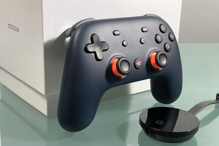 Test de Google Stadia : le service de jeu en streaming maigre comme un cloud