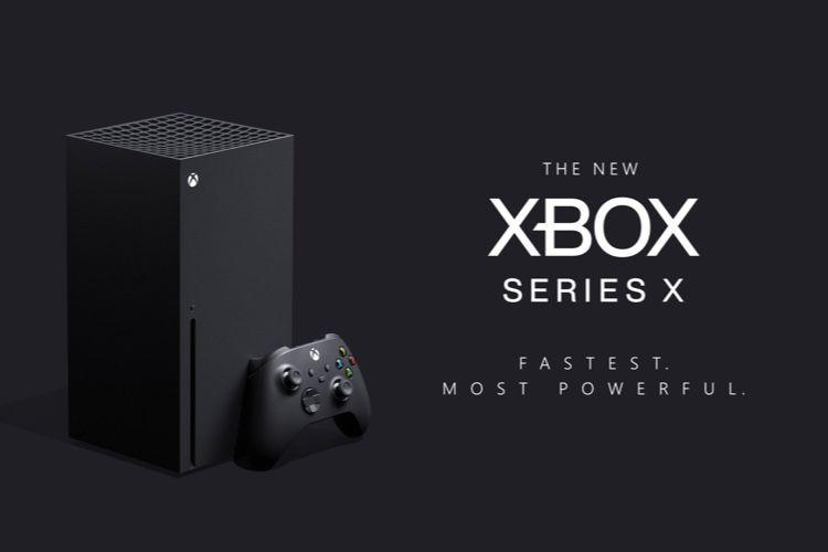 Microsoft présente sa nouvelle Xbox Series X