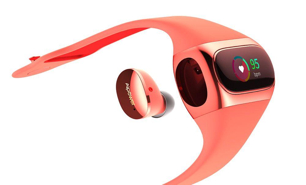 Wearbuds, le bracelet connecté qui cache des écouteurs   WatchGeneration