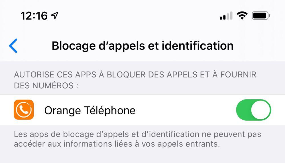 L'anti-spam d'Orange Téléphone a bloqué plusieurs millions d'appels