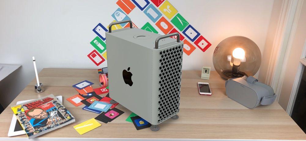 Apple lance les commandes du Mac Pro, à partir de 6 499 €