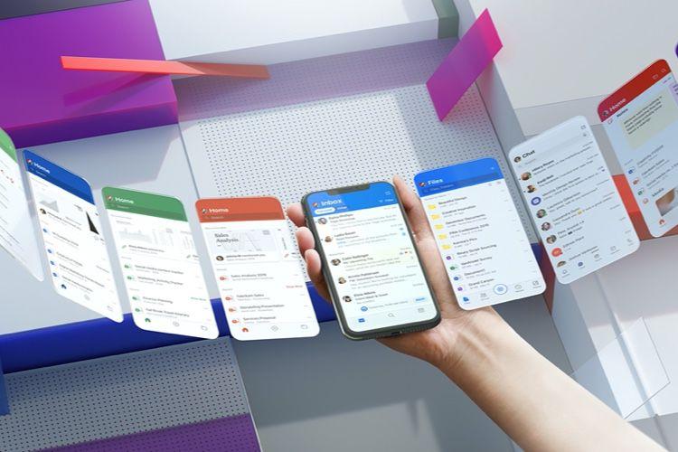 Nouveau design pour Office sur mobile et Outlook va lire les mails comme un podcast