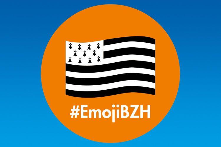 video en galerie : #EmojiBZH, une campagne sur Twitter pour ajouter enfin le drapeau breton aux emojis