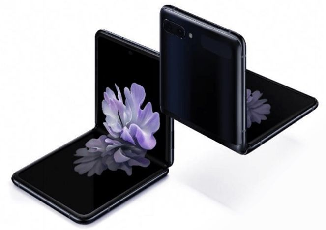 Galaxy Z Flip Nouvelles Images Pour Le Smartphone Clapet A Ecran Pliable De Samsung Igeneration