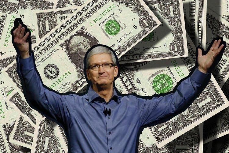 T1 2020 : le père Noël a été généreux pour Apple