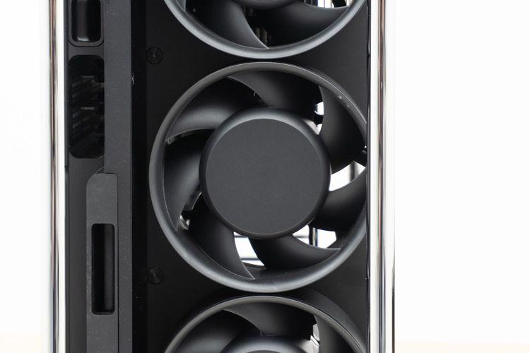 Test du MacPro2019: un système de refroidissement à toute épreuve