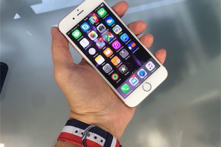 iOS 14 serait compatible avec les iPhone6setSE