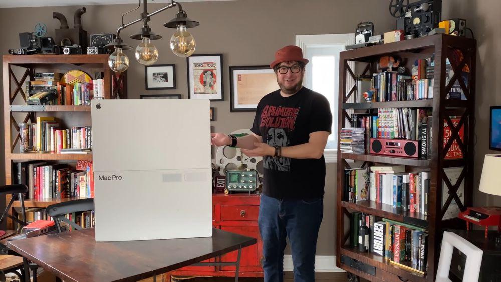 Le Mac Pro au format rack dévoile tous ses avantages en vidéo