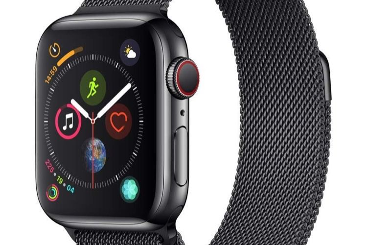 Promos sur des Apple Watch Series4 et 5 cellulaires, à partir de 529€