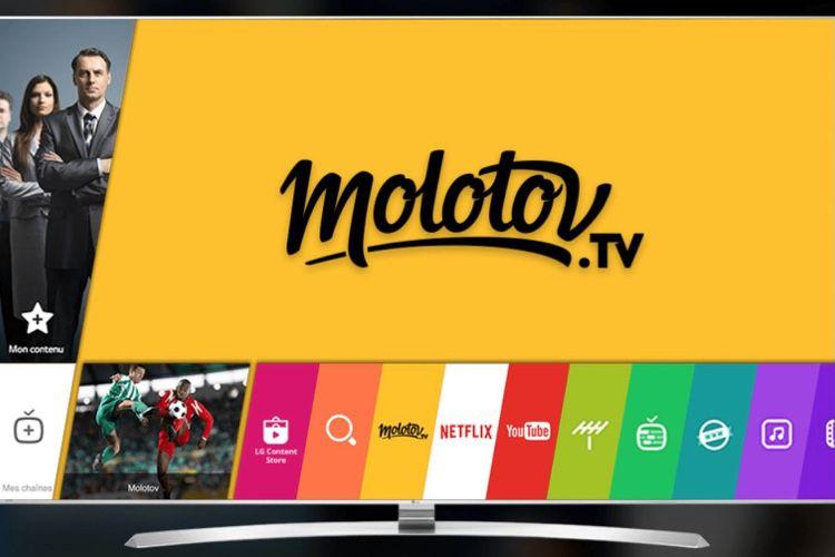 Molotov compte 10millions d'utilisateurs