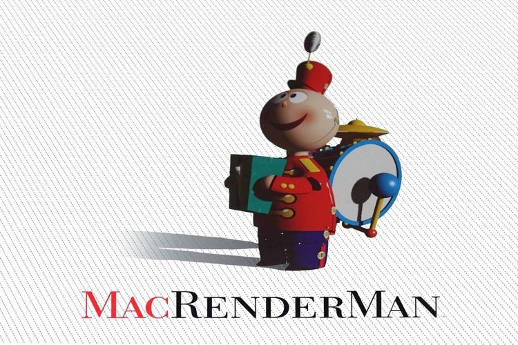 Le premier RenderMan pour Mac sur eBay