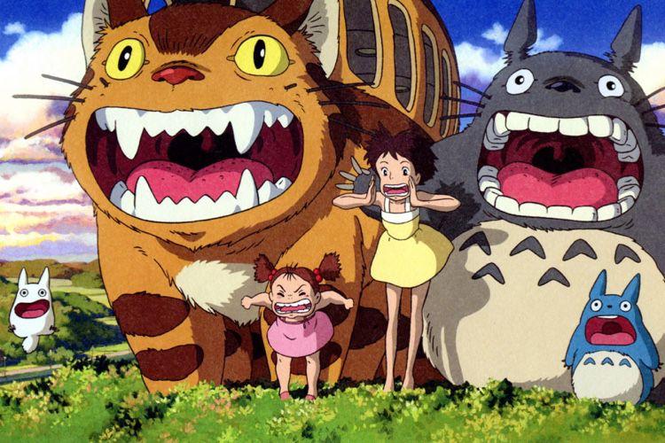 Totoro et toute la bande de Ghibli arrivent sur Netflix