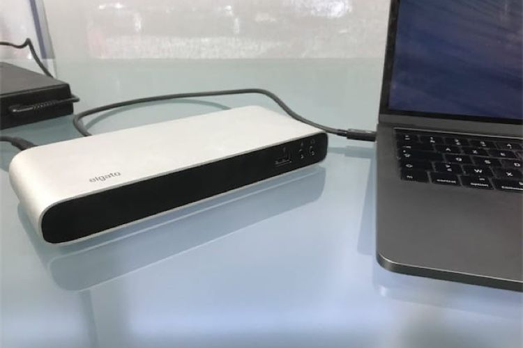 Promo: dock Thunderbolt 3 à 193€et SSD 480 Go pour anciens MacBookAir/Pro à 158€