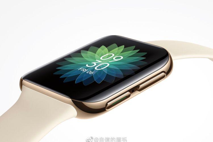 Après Xiaomi, Oppo présente à son tour une AppleWatch