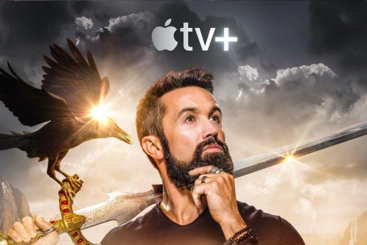 video en galerie : Bande annonce pour Mythic Quest, la série brindezingue d'AppleTV+