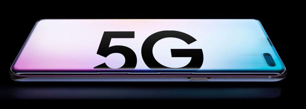 Samsung a vendu 6,7 millions de smartphones 5G en 2019