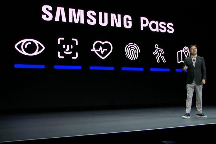 image en galerie : Samsung aime (vraiment) l'icône de FaceID
