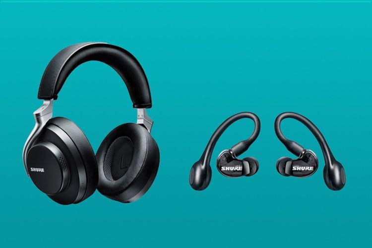 Shure annonce ses premiers écouteurs vraiment sans fil