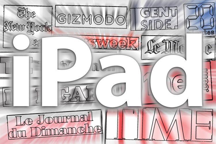 10 ans de l'iPad : la revue de presse de l'époque