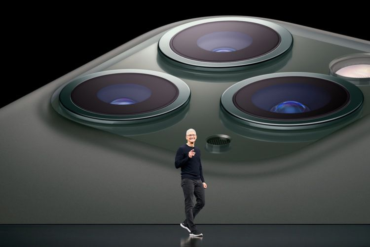 Comment Tim Cook a mis en service la nouvelle Apple