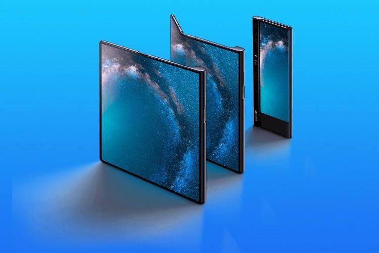 Huawei vend 100000 Mate X par mois