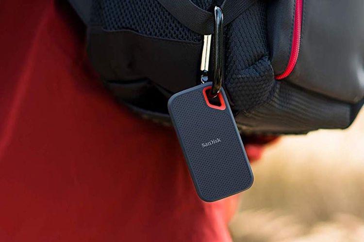 Promo: le SSD externe SanDisk Extreme 1 To à 142€