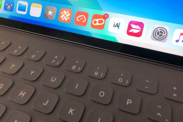 iPadPro : Apple préparerait un nouveau Smart Keyboard avec trackpad intégré