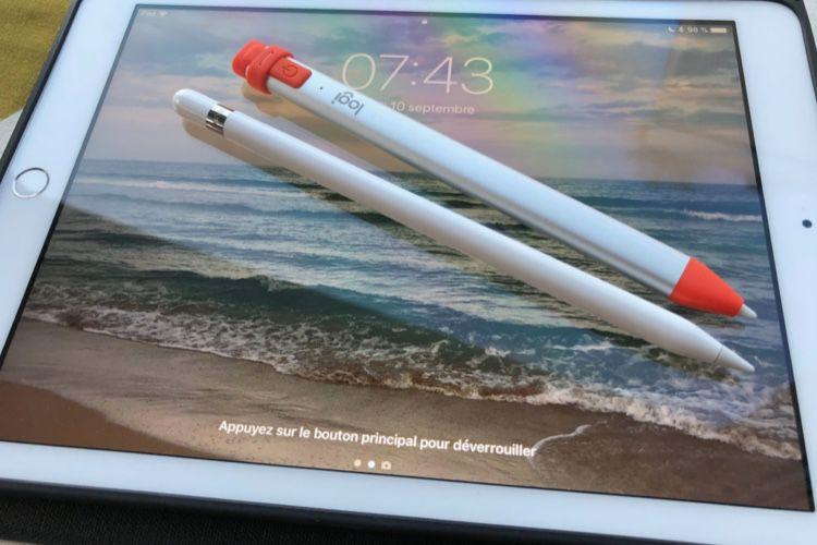 Le Crayon de Logitech à son meilleur prix, 49€