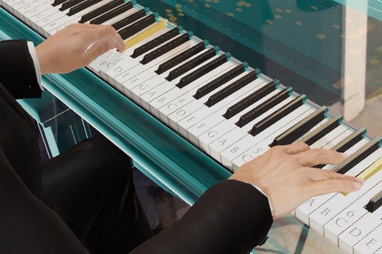 AR Piano : apprendre le piano en réalité augmentée