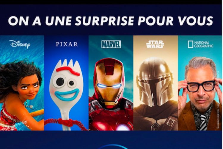 Canal+ inclut gratuitement Disney+ dans plusieurs de ses offres 🆕