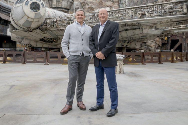 Disney change de tête : Bob Iger laisse sa place à Bob Chapek