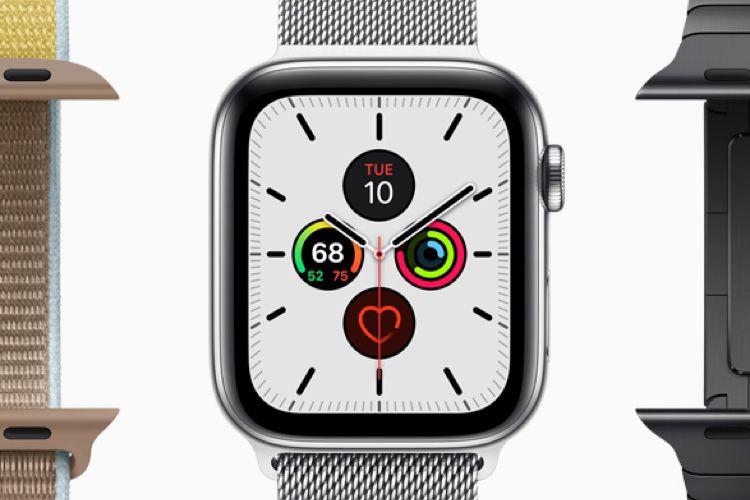 watchOS 5.3.5 et 6.1.3 sont disponibles