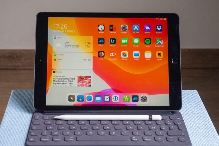 L'iPad 7 fait son effet : 50 millions d'iPad livrés en 2019