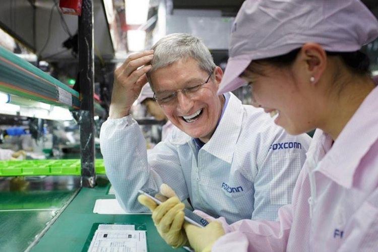 Apple déplacerait une partie de sa production de la Chine à Taïwan