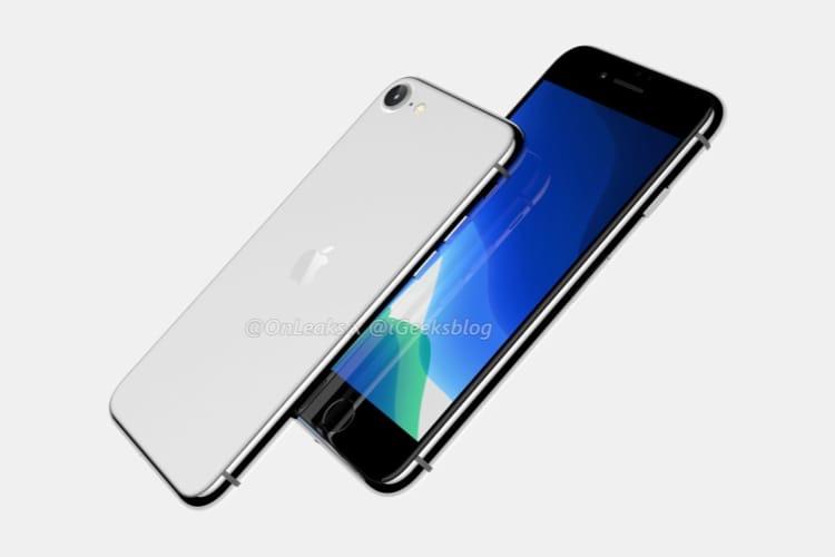 iPhone 9 : le prix de 399$ semble se confirmer