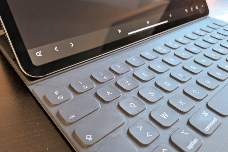 iPadOS 13.4 améliore la prise en charge des claviers physiques 🆕